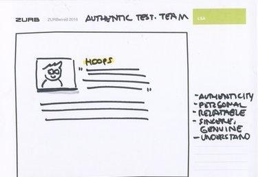 Website Sketches & Ideation